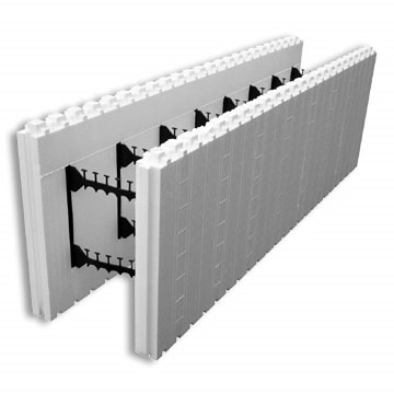 Icf block for Fox blocks house plans