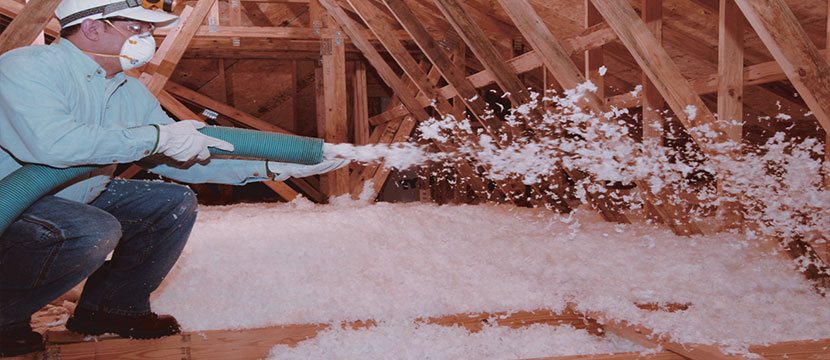 Blow In Cellulose Insulation